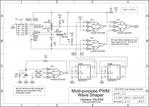 Multi-purpose PWM Wave Shaper