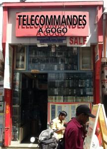 Télécommandes à Gogo
